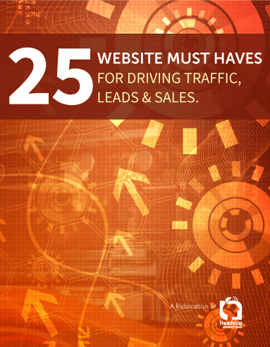 Website Redesign Must Haves